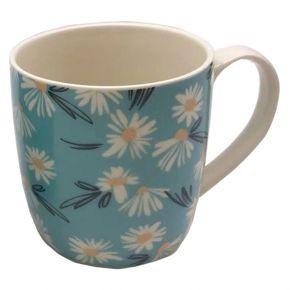 Tazas originales con diseños florales