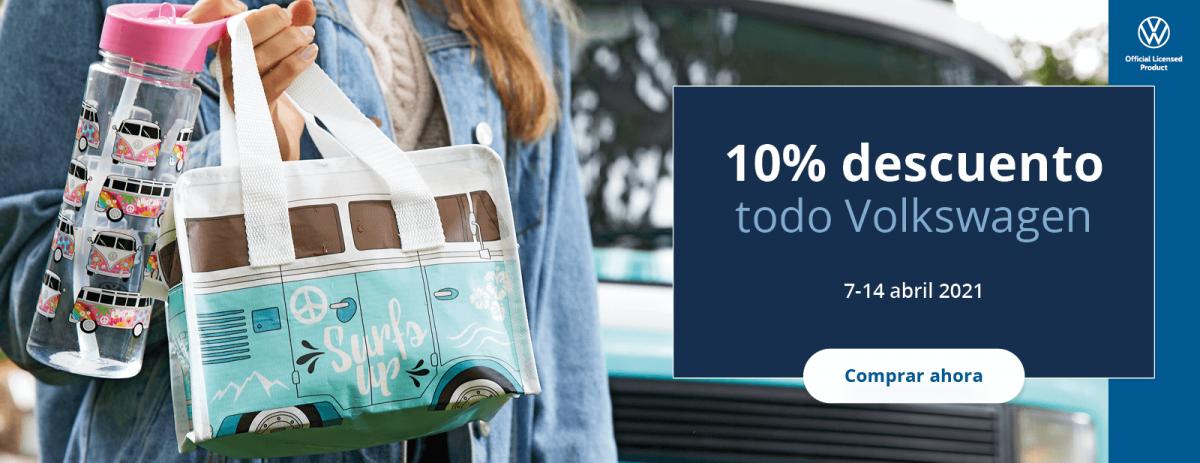 Descuento 10% colección Volkswagen