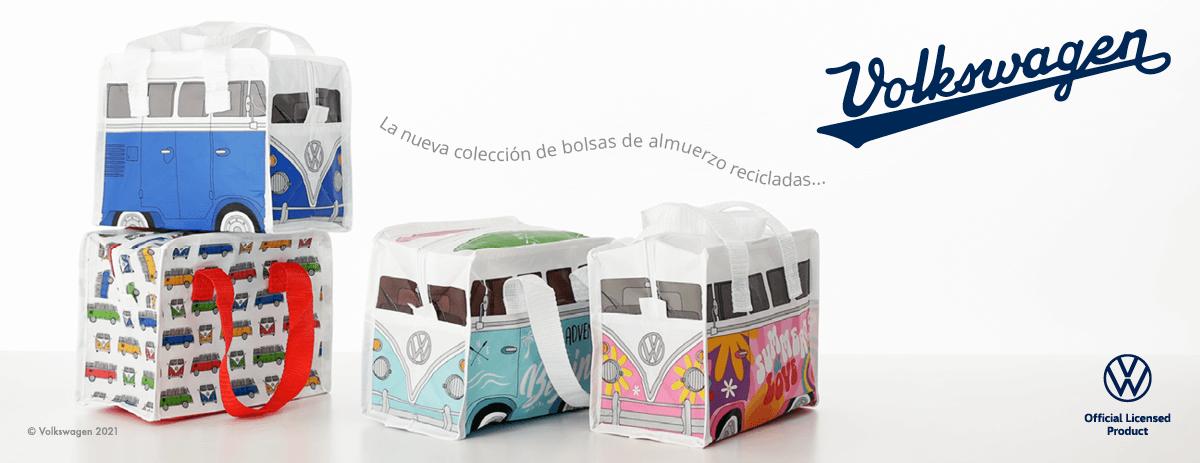 Productos Volkswagen reciclados